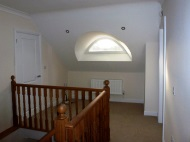Hallway stairs landing home improvements and renovation
